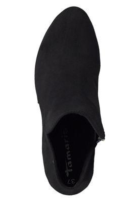 Tamaris 1-25316-21 001 Damen Black Schwarz Stiefelette High Heeled Ankle Boot mit TOUCH-IT Sohle – Bild 6