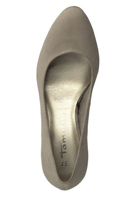 Tamaris 1-22420-21 324 Damen Pepper Grau High Heel Pumps mit TOUCH-IT Sohle – Bild 5