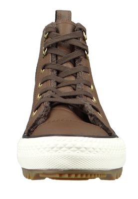 Converse Chucks 161514C Braun CHUCK TAYLOR ALL STAR Hiker Boot HI Chocolate Egret Gum – Bild 6