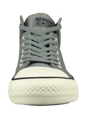 Converse Chucks 161472C Grau Leder Chuck Taylor All High Street HI Mason Black Egret – Bild 6