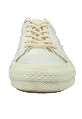 Converse Chucks 161545C Beige One Star OX Egret Light Twill Egret – Bild 5