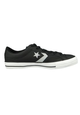 Converse Chucks 161596C Star Player OX Schwarz Black Wolf Grey – Bild 4