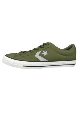 Converse Chucks 161598C Star Player OX Medium Olive Wolf Grey White – Bild 3