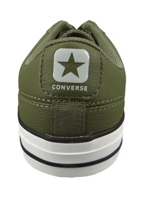 Converse Chucks 161598C Star Player OX Medium Olive Wolf Grey White – Bild 4