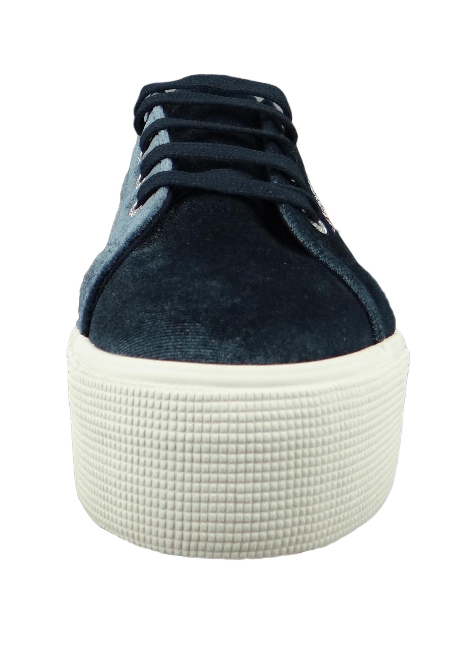 Superga Schuhe Sneaker 2790 Velvetpolyw