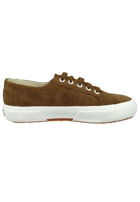 Superga Schuhe Sneaker 2750 COTU Suede Wildleder Braun Coffee Brown – Bild 4