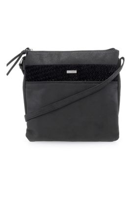 Tamaris Tasche Khema Crossbody Bag Schultertasche Black Comb. Schwarz