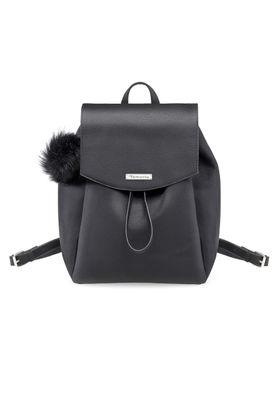 Tamaris Tasche Lorella Backpack Black Schwarz