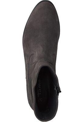 Tamaris 1-25005-21 214 Women's Anthracite Dark Gray Ankle Boot – Bild 5
