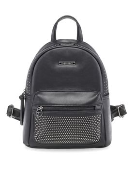 Tamaris Tasche Vollma Backpack Black Schwarz