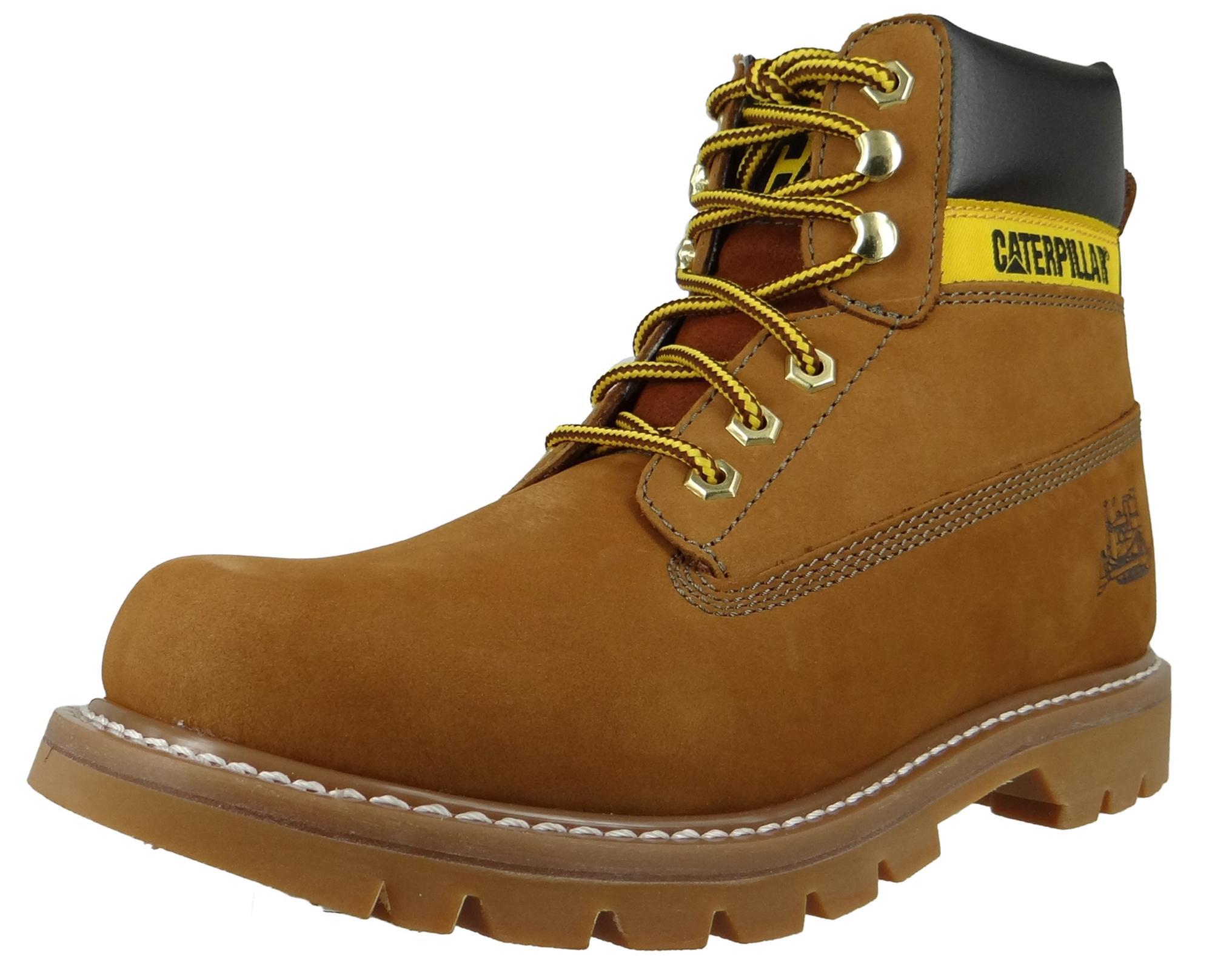 CAT Caterpillar Schuhe Colorado Sundanc WC44100952 Braun