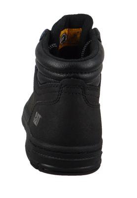 CAT Caterpillar Schuhe Creedence Schnürschuhe Black Schwarz P721663 – Bild 5