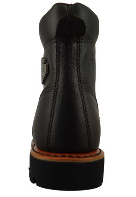 Harley Davidson Biker Boots D93424 Vista Ridge Engineer Boots Brown Brown – Bild 3
