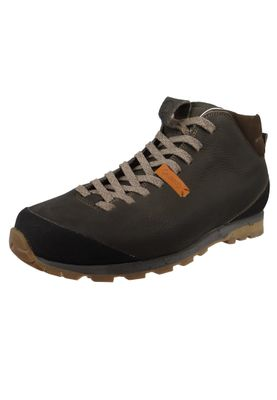 AKU Hiking Boots Trekking 501.2-095 Leather Bellamont Mid Plus Brown Dark Brown – Bild 1