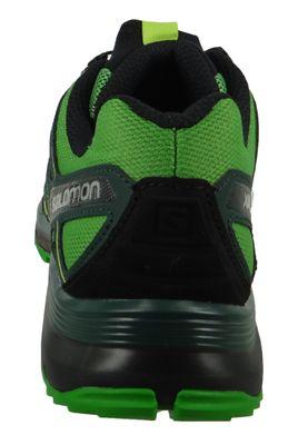 Salomon Schuhe XA Lite GTX Gore Tex 404706 Grün Onlime Lime Darkest Spruce Black – Bild 5