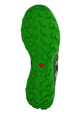 Salomon Schuhe XA Lite GTX Gore Tex 404706 Grün Onlime Lime Darkest Spruce Black – Bild 6