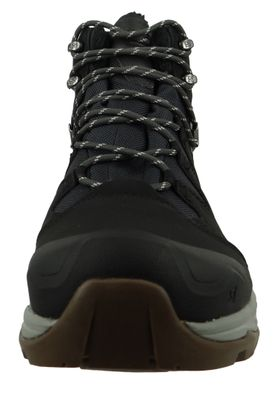 Salomon Schuhe Wanderschuhe Quest Winter GTX® 398547 Schwarz Phantom Black Vapor Blue – Bild 5