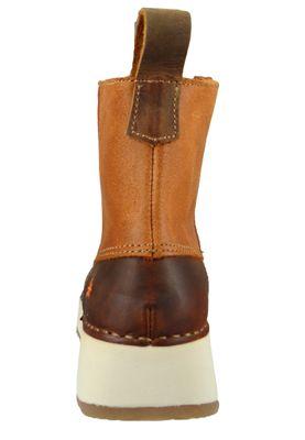 Art Leder Stiefelette Ankle Boot Heathrow 1019 Braun Cuero Henna – Bild 4