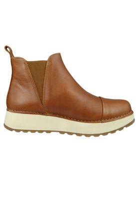 Art Leder Stiefelette Ankle Boot Heathrow Cuero Braun 1023 – Bild 4