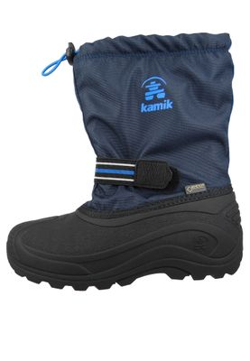 Kamik Kids Winter Boots Invade GTX Gore-Tex Lined Boots NF4019 Blue Navy – Bild 6
