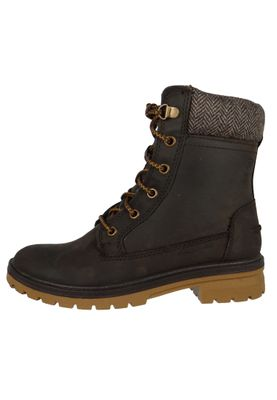 Kamik Damen Winterstiefel WK2400 Rogue9 Gefüttert Braun Dark Brown – Bild 3