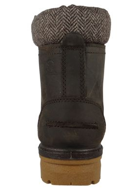 Kamik Damen Winterstiefel WK2400 Rogue9 Gefüttert Braun Dark Brown – Bild 5