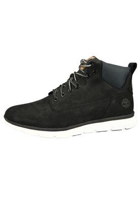 Timberland Herren Chukka Boots Killington Black Leder Schwarz CA1SDI – Bild 3