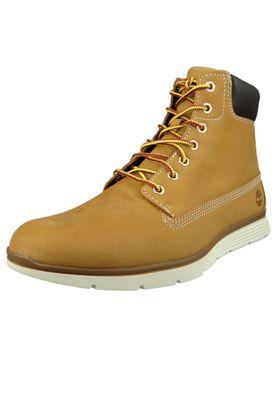 Timberland Herren Boots Killington 6 Inch Wheat Leder Braun CA191W – Bild 1