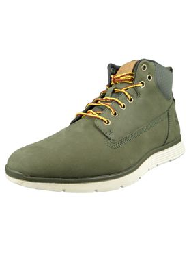 Timberland Men's Chukka Boots Killington Gray Leather Grape Leaf CA1OED – Bild 4