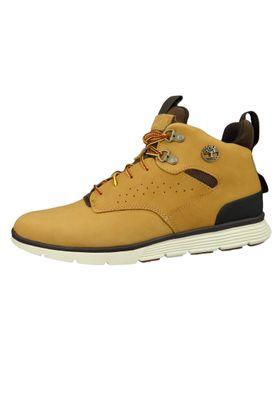 Timberland Herren Chukka Boots Killington Hiker Chukka Braun Leder Wheat CA1JJ1 – Bild 2