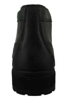 Timberland Herren Schnürschuhe Radford PT Chukka WP Boots Grau Leder Phantom A1UP8 – Bild 3