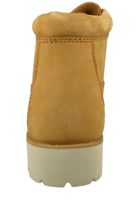 Timberland Heritage Lite Nellie Leather Wheat Brown A1UN3 Women's Boot – Bild 5