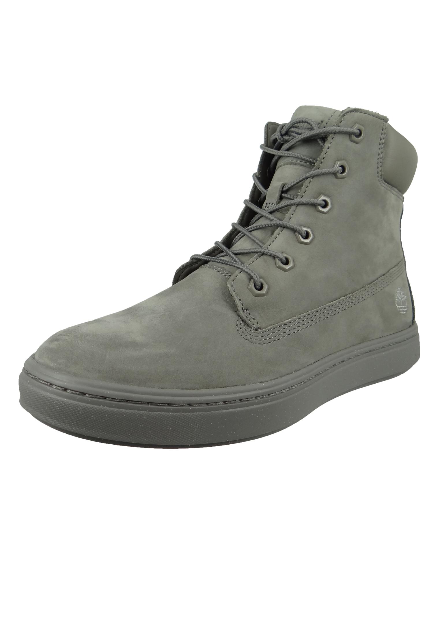 am besten bewertet neuesten komplettes Angebot an Artikeln spottbillig Timberland Damen Sneaker Boot A1R6P Londyn 6Inch Grau Steeple Grey