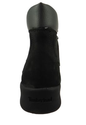 Timberland Womens Boots Berlin Park 6Inch CA1RXT Leather Black Black – Bild 3