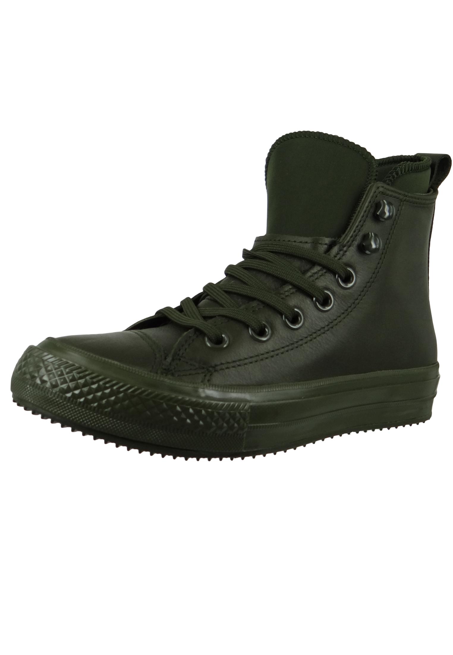 e1df253fb3ae ... spain converse chucks 162501c grün leder chuck taylor all star wp boot  utitlity green 78b8c 7769f