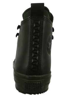 Converse Chucks 162501C Green Leather Chuck Taylor All Star WP Boot Utitlity Green – Bild 7