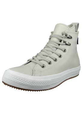 Converse Chucks Weiss 557944C Chuck Taylor All Star WP Boot HI Pale Putty White – Bild 1