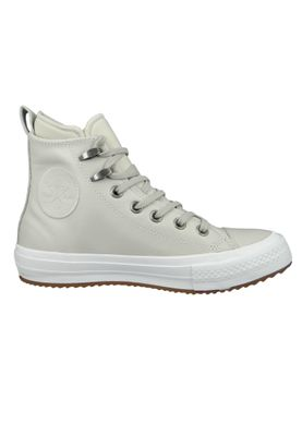 Converse Chucks Weiss 557944C Chuck Taylor All Star WP Boot HI Pale Putty White – Bild 4