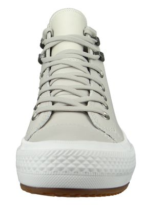 Converse Chucks Weiss 557944C Chuck Taylor All Star WP Boot HI Pale Putty White – Bild 5