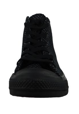 Converse Chucks Schwarz 562490C Chuck Taylor All Star HI Black  – Bild 6
