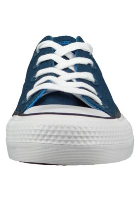 Converse Chucks 162452C Blau Chuck Taylor All Star OX Blue Fire Blue Hero Inked – Bild 2