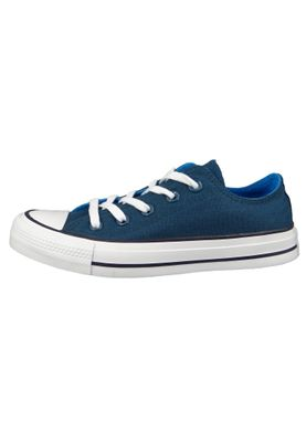 Converse Chucks 162452C Blau Chuck Taylor All Star OX Blue Fire Blue Hero Inked – Bild 4