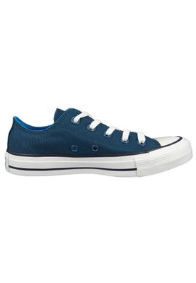 Converse Chucks 162452C Blau Chuck Taylor All Star OX Blue Fire Blue Hero Inked – Bild 6