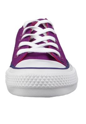 Converse Chucks 162453C Lila Chuck Taylor All Star OX Icon Violet Pink Pop White – Bild 6