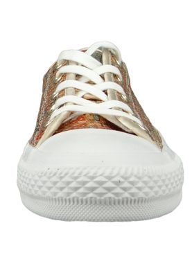 Converse Chucks Gold 562446C Chuck Taylor All Star OX Gold Light Gold White – Bild 5