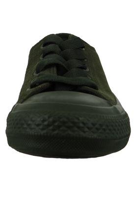 Converse Chucks 162466C Grün Leder Chuck Taylor All Star OX Utility Green – Bild 6