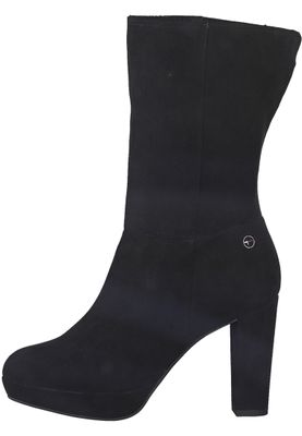 Tamaris Trend 1-25322-21 001 Damen Black Schwarz Stiefel – Bild 3