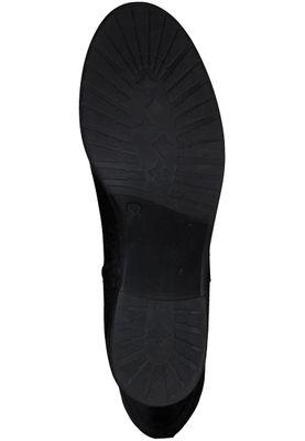 Tamaris 1-25542-21 001 Damen Black Schwarz Leder Stiefel – Bild 4
