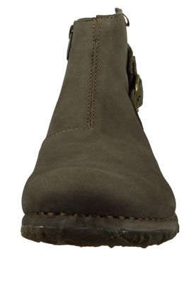El Naturalista Shoes Women's Ankle Boots N5460 Angkor Plume Gray – Bild 5