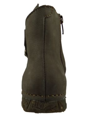 El Naturalista Shoes Women's Ankle Boots N5460 Angkor Plume Gray – Bild 3